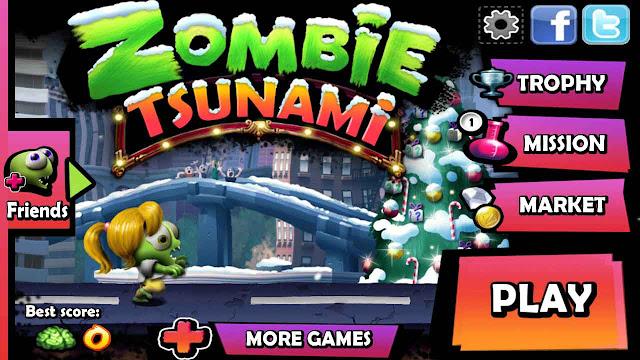 cheat zombie tsunami terbaru tanpa root