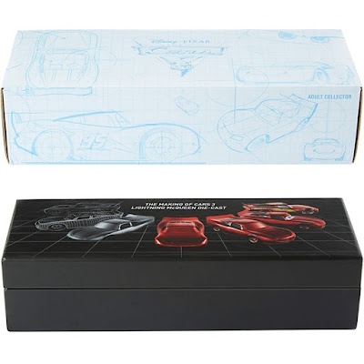 "San Diego Comic-Con 2017 Exclusive Cars 3 ""The Making of Cars 3 Lightning McQueen"" Die-Cast Vehicle 3 Pack by Mattel x Disney•Pixar"