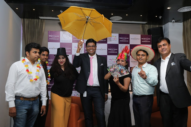 Mercure Hyderabad KCP celebrates its First Anniversary