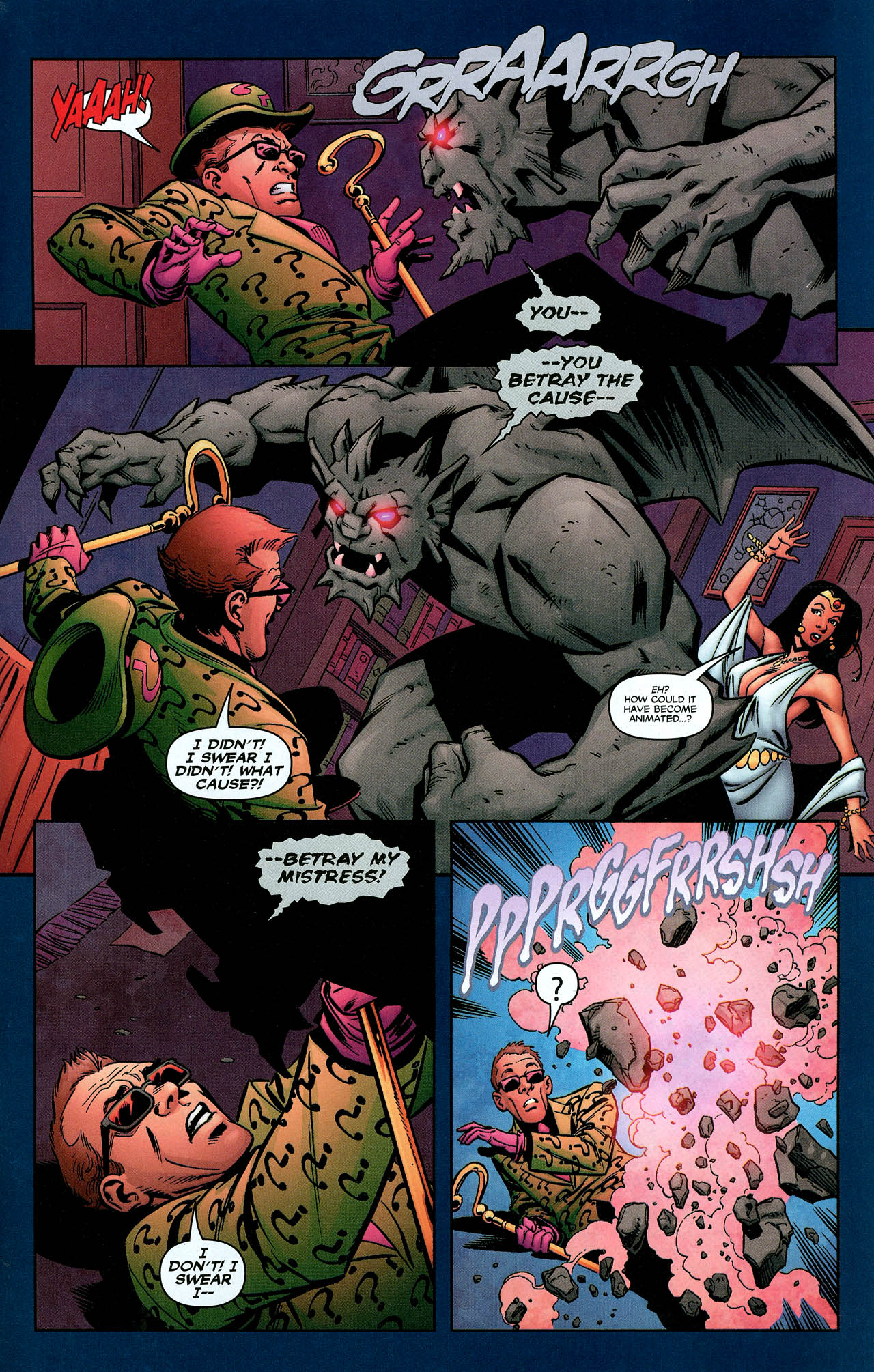 Read online Trinity (2008) comic -  Issue #12 - 29