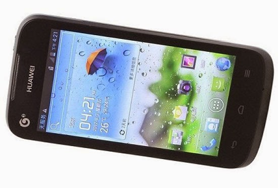 Smartphone Huawei T8830, OS Android Dual Core