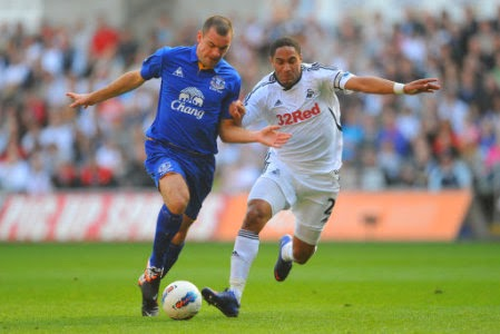 Everton vs Swansea City