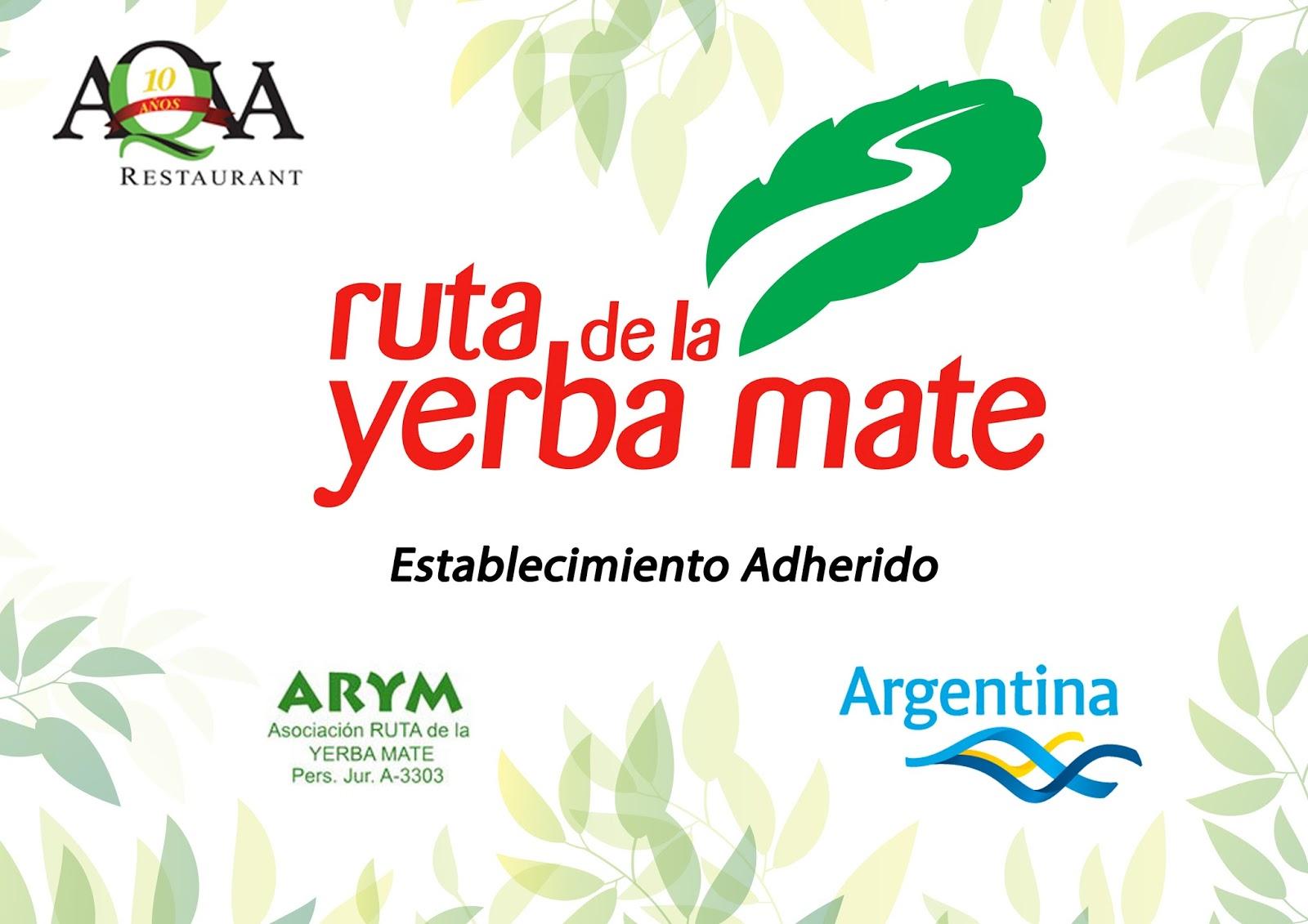 Circuito Yerba Mate : Noticias de la ruta de la yerba mate enero