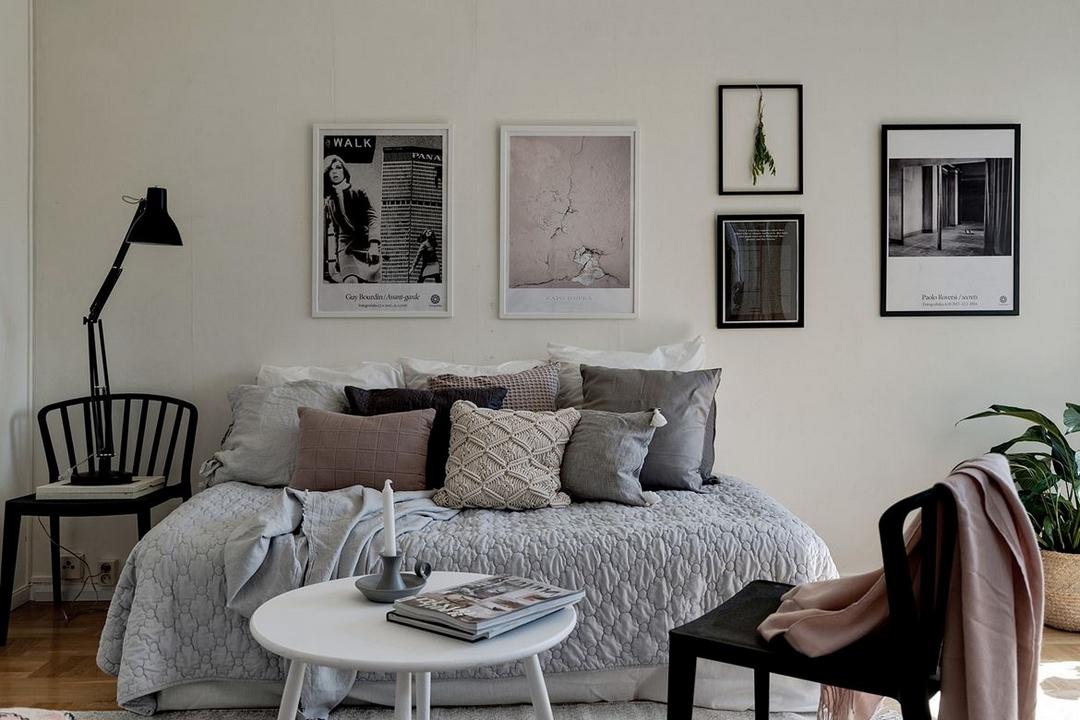 D couvrir l 39 endroit du d cor le lit devient salon for Decouvrir salon