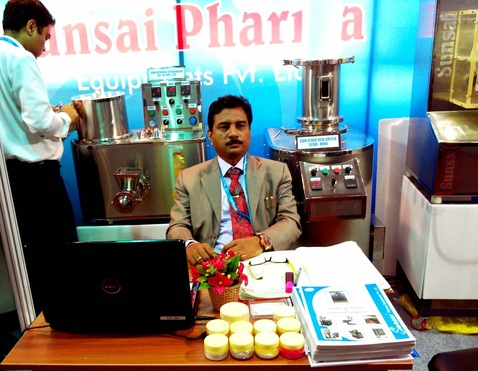 Pharmaceutical Machinery in India for Formulation, Granulation