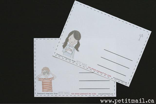 Postcards for Kids