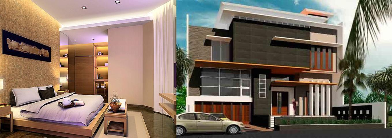 Design interior eksterior di Medan