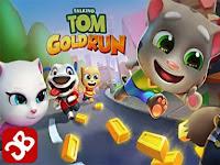 Download Talking Tom Gold Run v1.6.0.46 Mod Apk (Unlimited Gold Bars)
