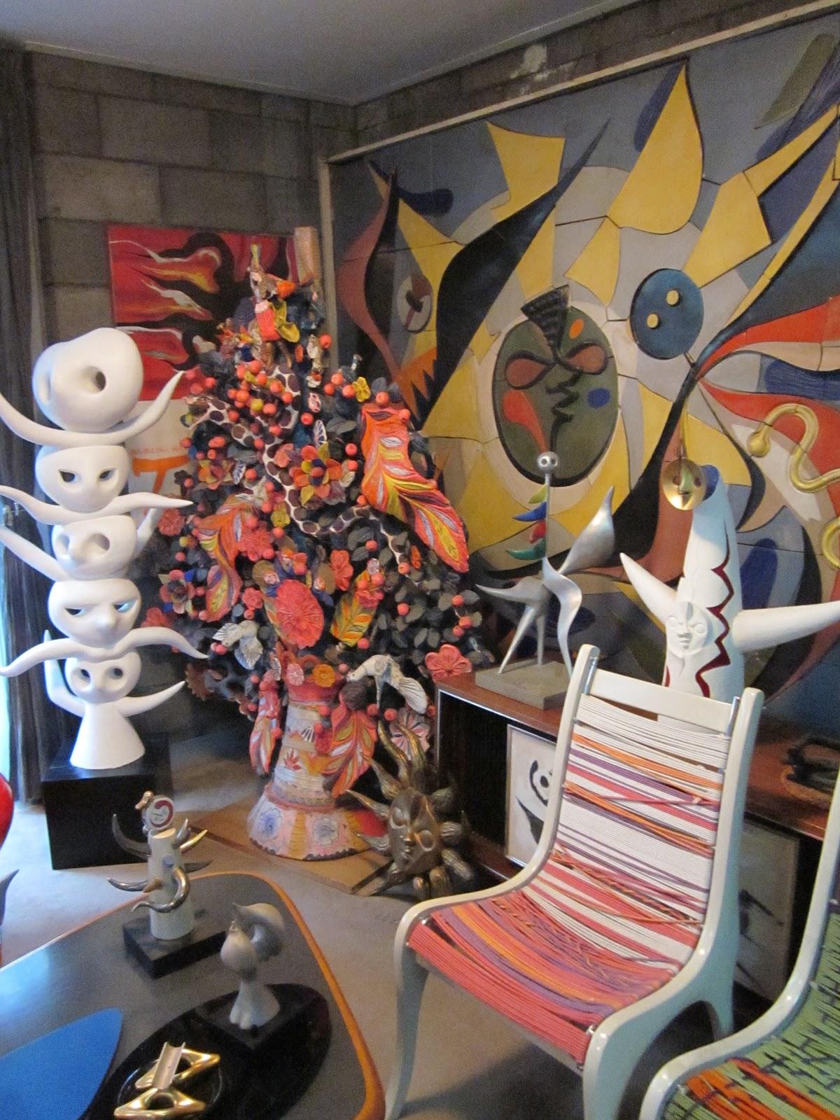 Sgenius Blog El Museo De Taro Okamoto