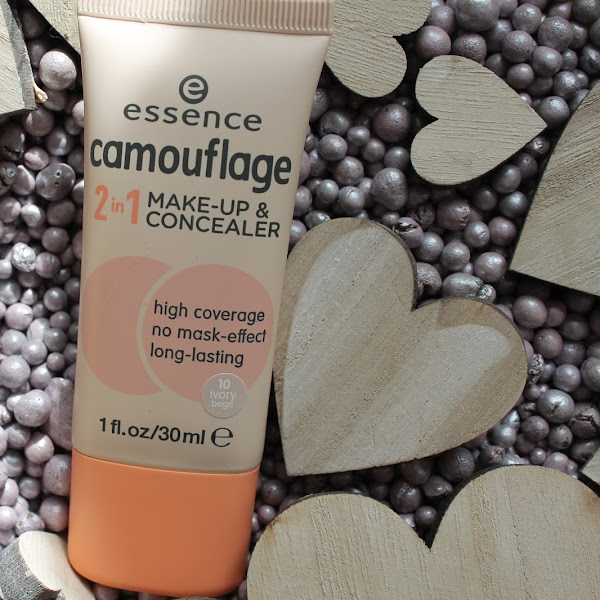 [Review] essence - camouflage 2in1 make-up & concealer