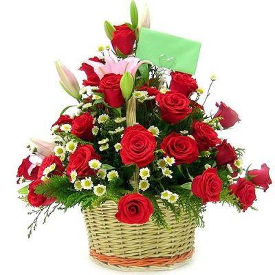 30 bó hoa sinh nhật đẹp tặng bạn Ý NGHĨA 7