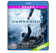 Dunkerque (2017) Full HD BRRip 1080p Audio Dual Latino/Ingles 5.1