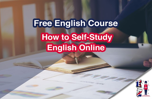 How to Self-Study English Online