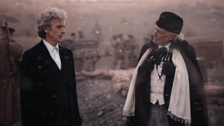 Twice Upon A Christmas Doctor Who.My Shiny Toy Robots Reviews In Time Space Doctor Who