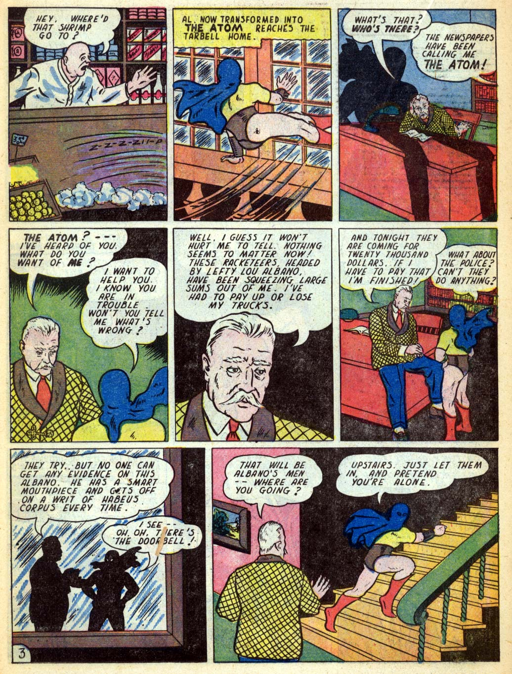 Read online All-American Comics (1939) comic -  Issue #22 - 32
