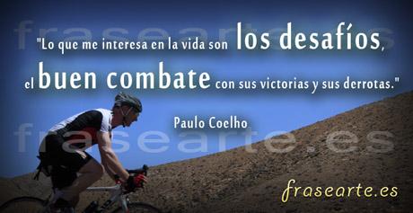 Citas favoritas de Paulo Coelho