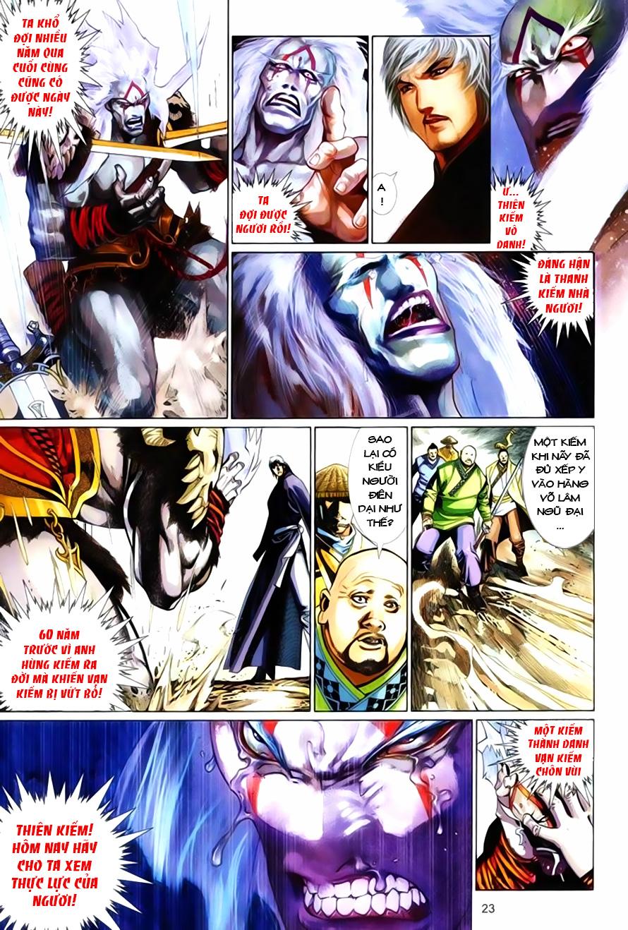 Phong Vân chap 410 Trang 23