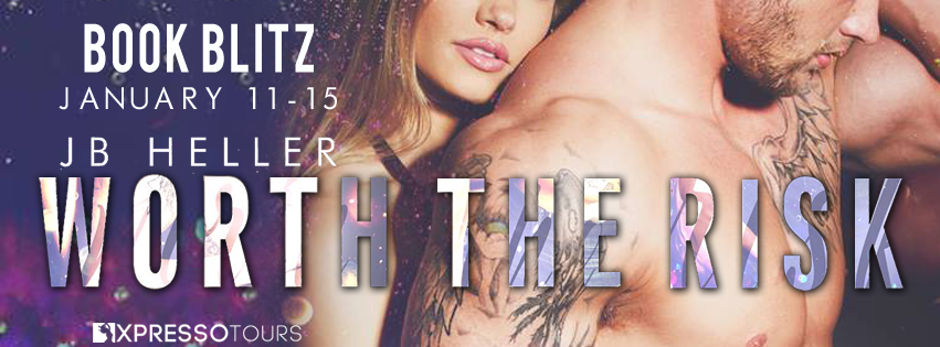 Worth The Risk Book Blitz