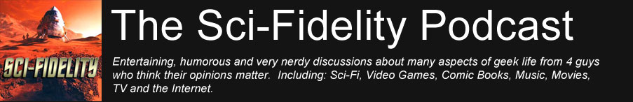 The Sci-Fidelity Podcast