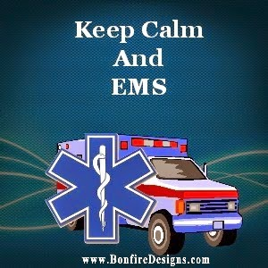 Keep Calm and EMS