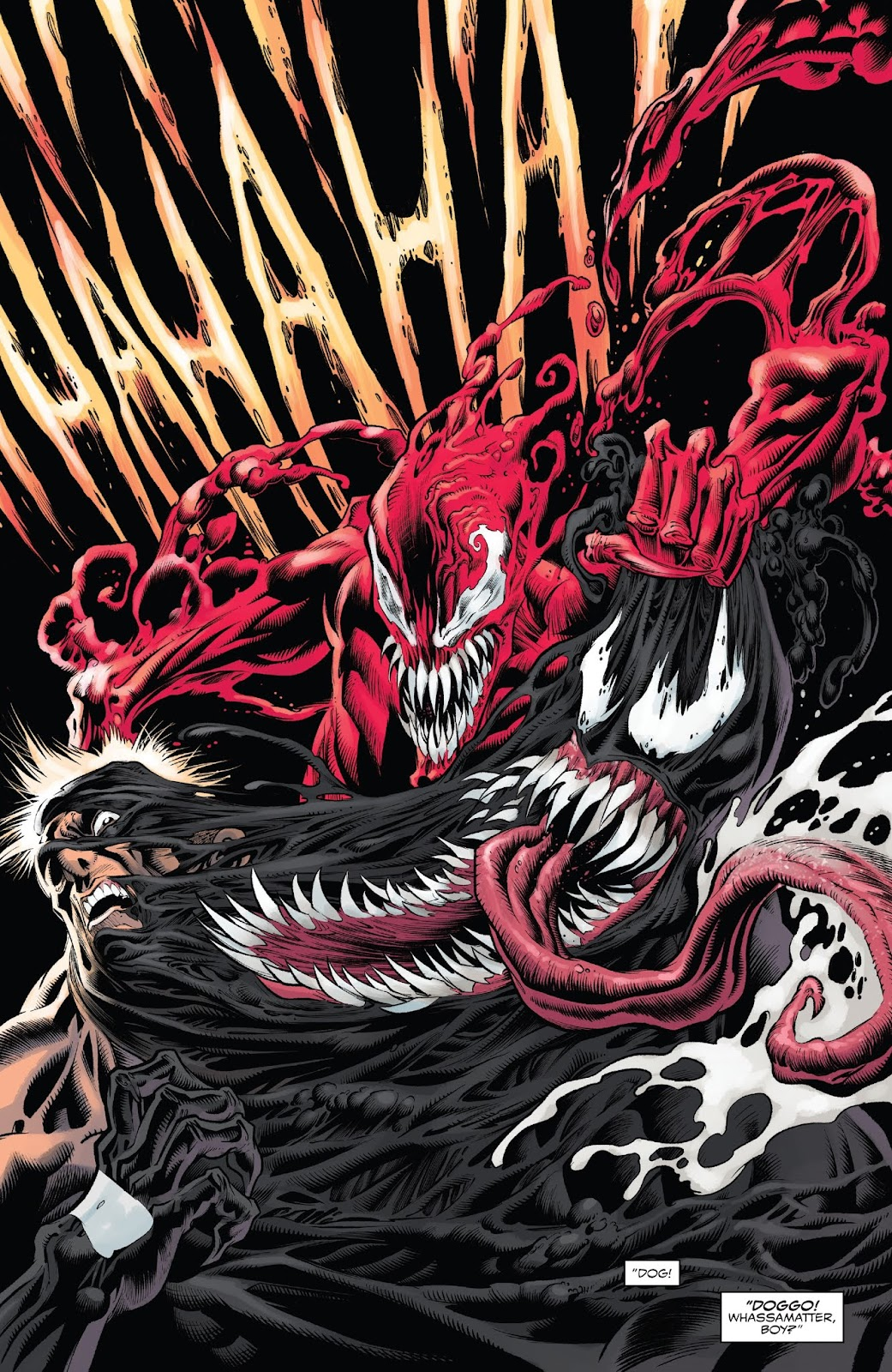 Read online Web of Venom: Unleashed comic -  Issue # Full - 23