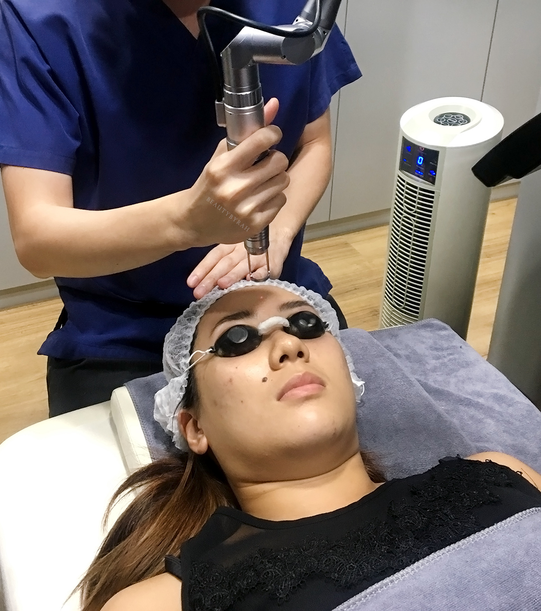 Novu Aesthetics P+ Phyto laser review