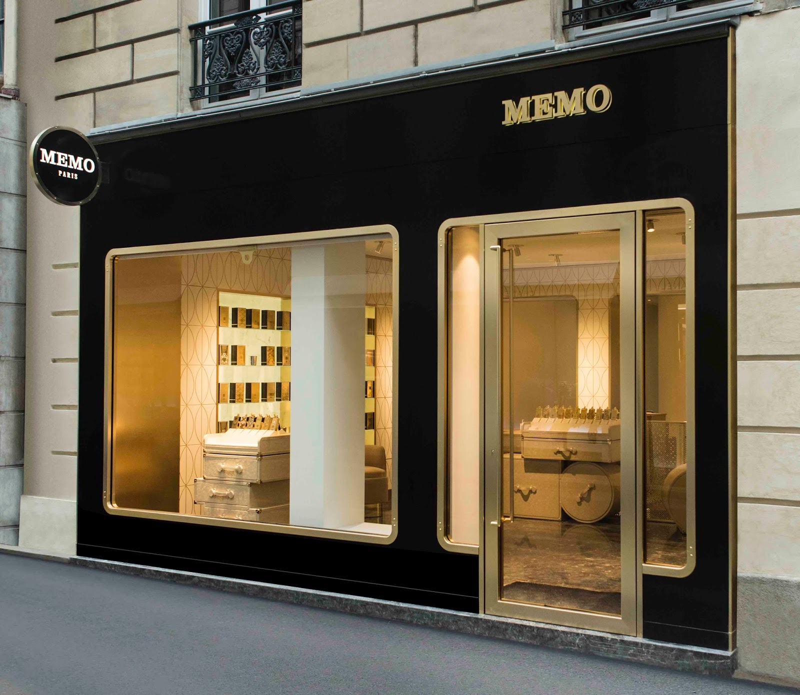 Michele In Wonderland Memo Installe Ses Parfums Rue Cambon
