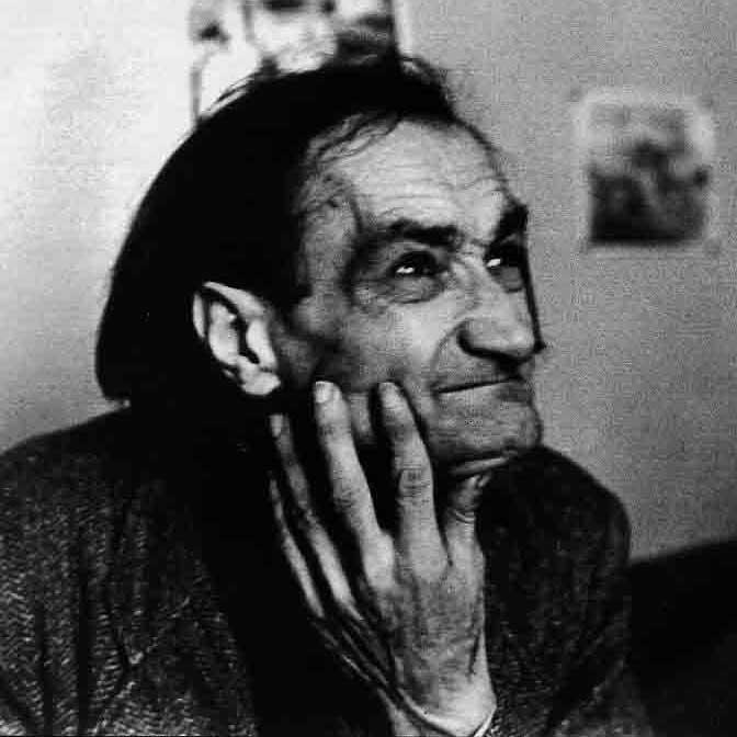 Ni Hil: Un guiño a la historia (XII): Antonin Artaud, el teatro de la  crueldad y del absurdo