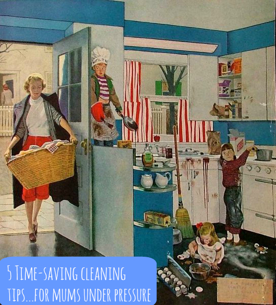 V. I. BUYS: Housework Magic…How to be a Domestic Goddess with my 5 quick tips