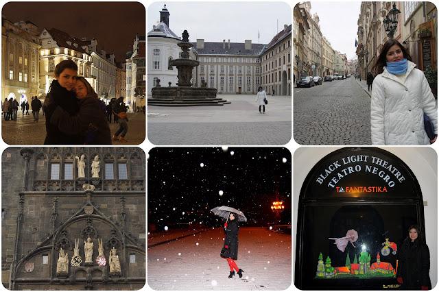 Praga / República Checa / Praça da Cidade Velha / Castelo de Praga / Relógio Astronômico Medieval Orloj /
