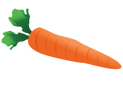 gambar wortel untuk clipart
