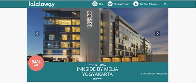 booking hotel murah Yogyakarta di lalalaway