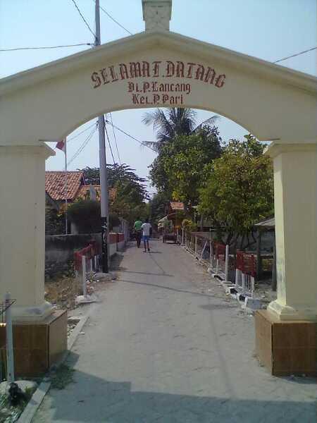 Usaha Keras Pulau Lancang kelurahan Pulau Pari ~ Pulau Lancang