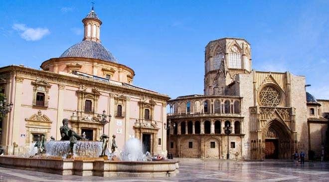 La Catedral de Valencia, viajes y turismo