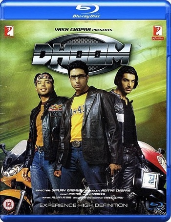 Dhoom 2004 Hindi Bluray Download