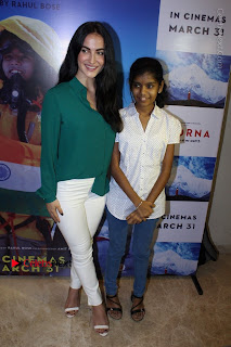 The Red Carpet Of The Special Screening Of Poorna  0004.JPG