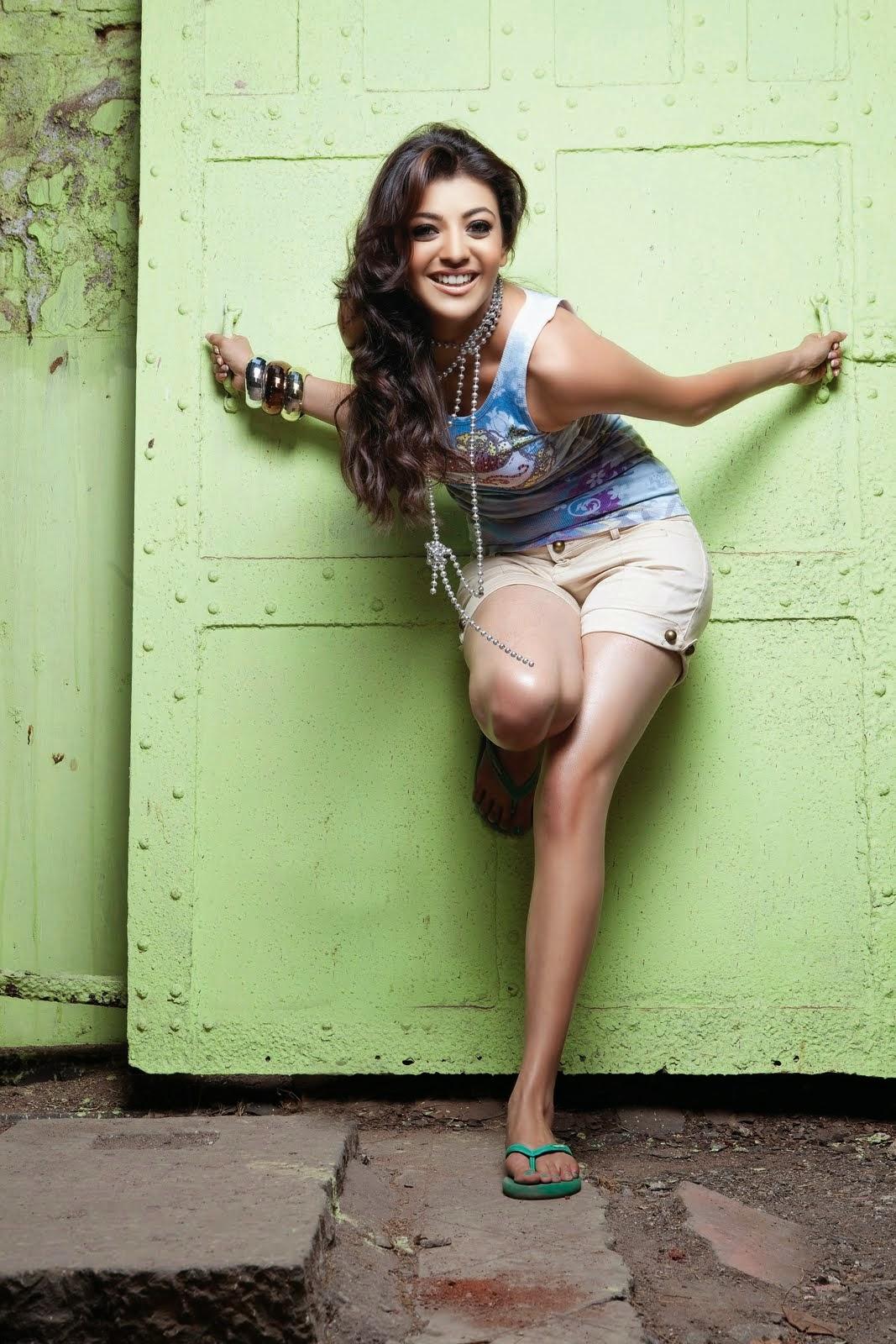 South Indian Actress Kajal Aggarwal Hot Photos and Wallpapers | Hot Images
