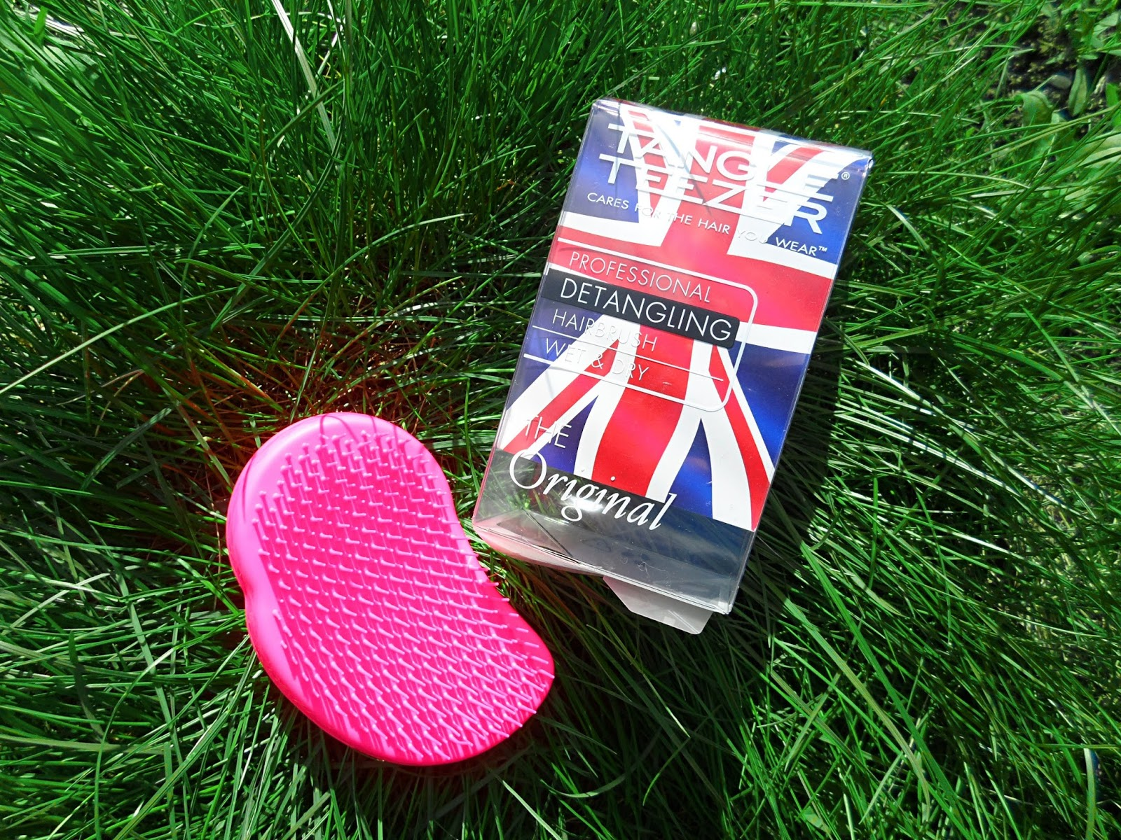 liz breygel blogger beauty review the original tangle teezer pink fizz review pictures buy online