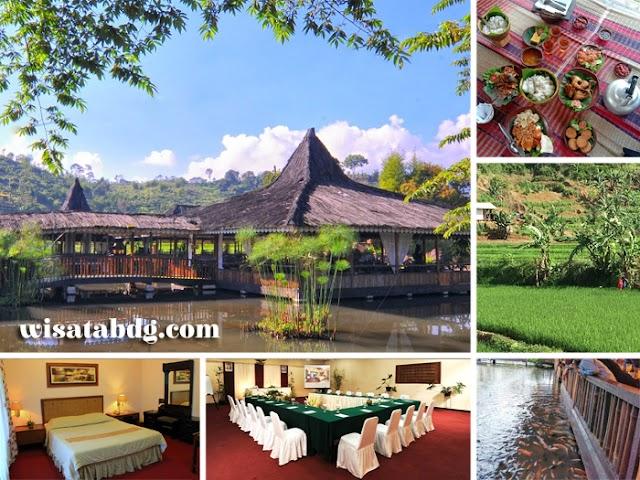Sindang Reret Ciwidey, Wisata Kuliner Legendaris di Bandung Selatan