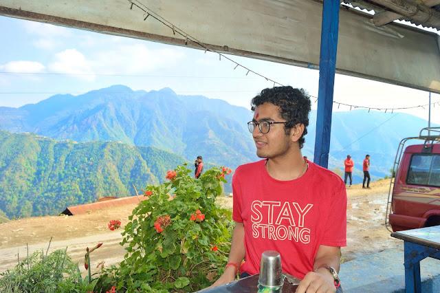 nepal, shiv sangal, scenic beauty
