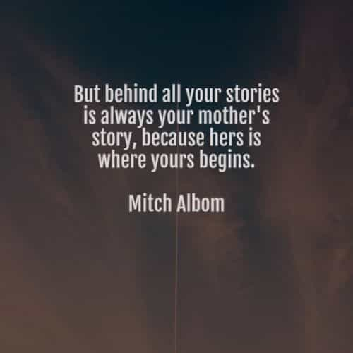 Mothers day quotes and sayings to show them our love