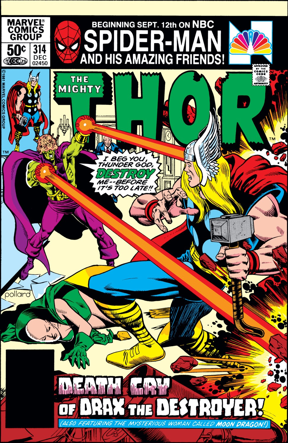 Thor (1966) 314 Page 1