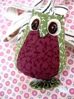 Kerajinan Tangan Dari Barang Bekas, Boneka Owl Perca 5
