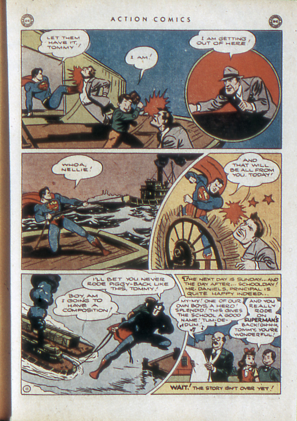Read online Action Comics (1938) comic -  Issue #84 - 14