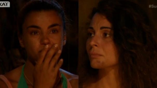 SURVIVOR: Σοκαρισμένη η Παπαδοπούλου - Το όνειρο που είδε με την Ειρήνη Κολιδά!