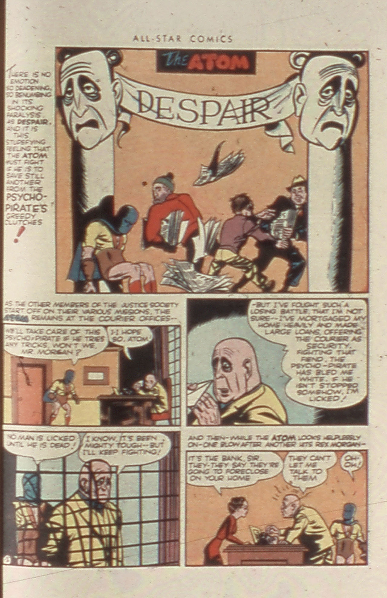 Read online All-Star Comics comic -  Issue #23 - 41