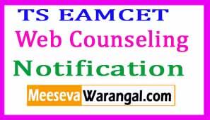 Web Counseling TSEAMCET 2017