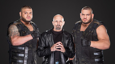 Authors of Pain Paul LOD Ellering NXT WWE RAW