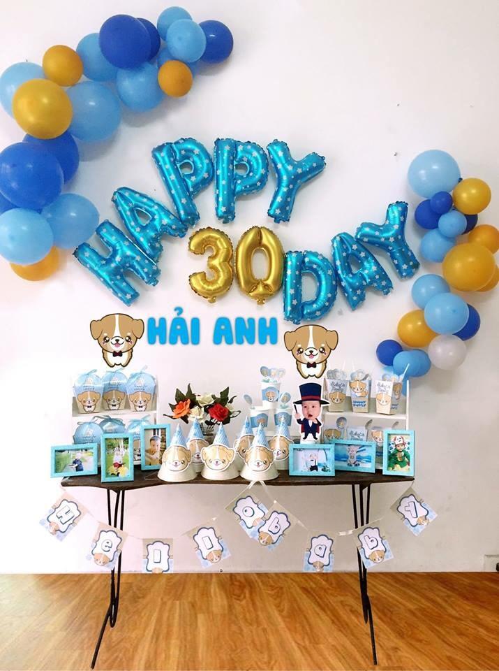 Bong trang tri day thang cho be o Phan Chu Trinh