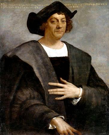 Retrato de un hombre, dijo ser Cristóbal Colón